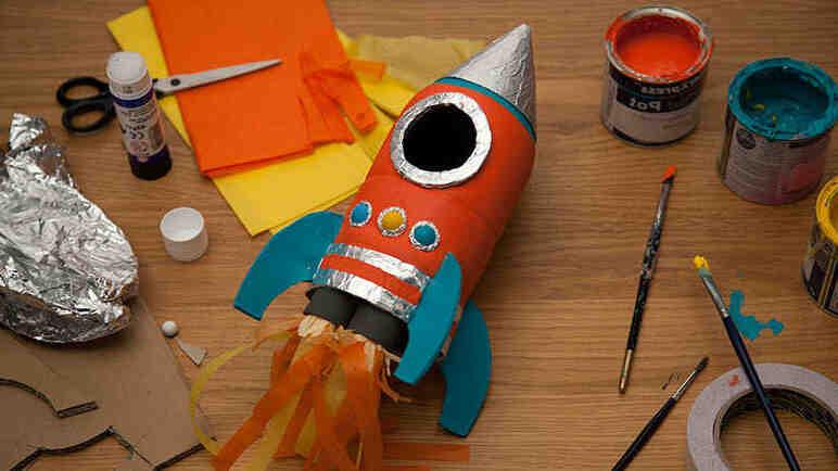 Comment fabriquer une fusée